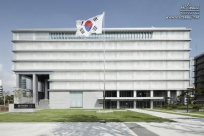 대한민국역사박물관 외경