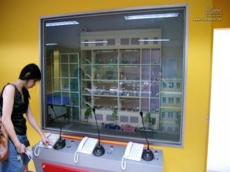서울시민 광나루안전체험관 전문인체험실 전경