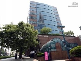 삼탄빌딩 외관