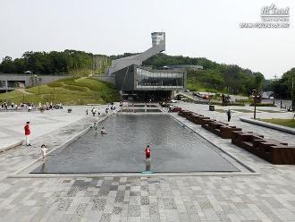 문화광장 전경
