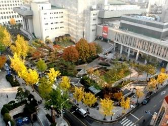 세종 예술의 정원 전경