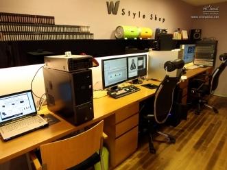스튜디오와 편집실